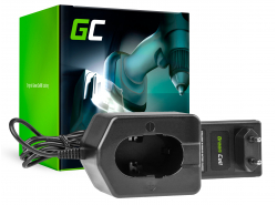 Green Cell ® Werkzeug Akku-Ladegerät für Hitachi 8.4V -18V Ni-MH Ni-Cd