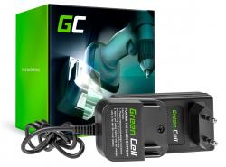 Green Cell ® Werkzeug Akku-Ladegerät 21V für Makita 18V Li-Ion BL1815 BL1830 BL1840 BL1850 LXT400