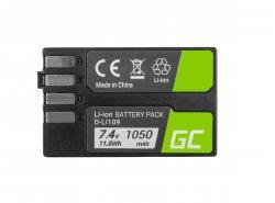 Batéria Green Cell Cell® AHDBT-501 AABAT-001 pre GoPro HD HERO5 HERO6 HERO7 čierna 3.85V 1220mAh