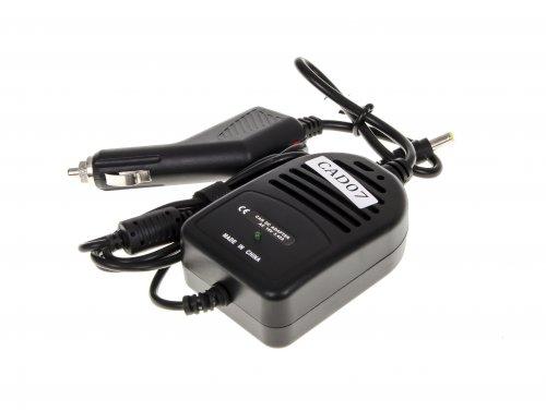 Napájací adaptér do auta / nabíjačka na laptop Green Cell Cell® Acer Aspire 1640 4735 5735 6930 7740 Aspire One 19V 3,42A