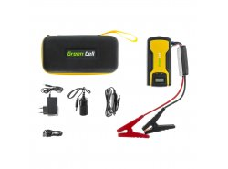 Nabíjačka štartovacích batérií do auta Green Cell Cell® CAR JUMP STARTER a Power Bank 11100 mAh