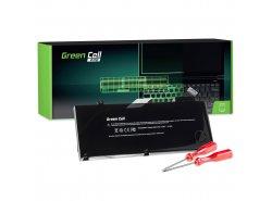 Green Cell Cell® Akku PRO A1322 pre Apple MacBook Pro 13 A1278 (polovica roku 2009, polovica roku 2010, začiatkom roku 2011, kon