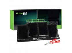 Green Cell PRO Batéria A1377 A1405 A1496 pre Apple MacBook Air 13 A1369 A1466 (2010 2011 2012 2013 2014 2015)