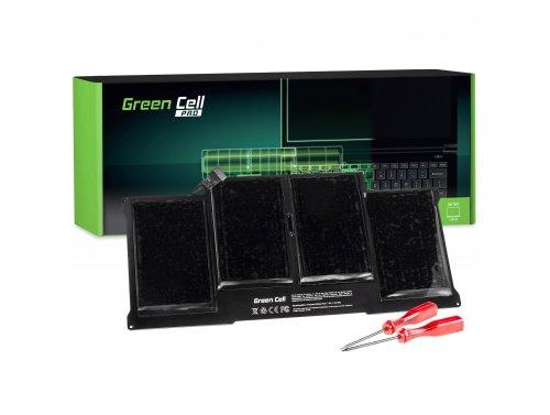 Green Cell PRO Batéria A1377 A1405 A1496 pre Apple MacBook Air 13 A1369 A1466 (2010 2011 2012 2013 2014 2015)
