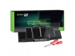 Green Cell PRO Batéria A1417 pre Apple MacBook Pro 15 A1398 (Mid 2012 Early 2013)